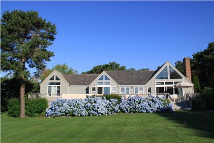 Oak Bluffs Martha's Vineyard vacation rental - House view