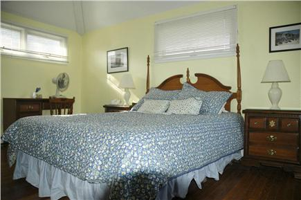 Chilmark Martha's Vineyard vacation rental - Second master bedroom with queen bed