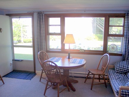 Vineyard Haven Martha's Vineyard vacation rental - Plenty of light and air, dining area with a view