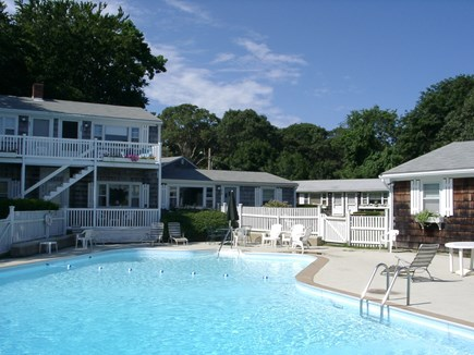 Vineyard Haven Martha's Vineyard vacation rental - Daytime Pool
