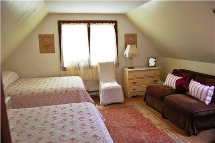 Oak Bluffs Martha's Vineyard vacation rental - Rose Room with sitting area