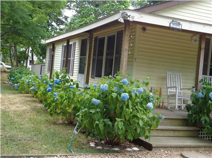 Oak Bluffs Martha's Vineyard vacation rental - Entrance side of our home.