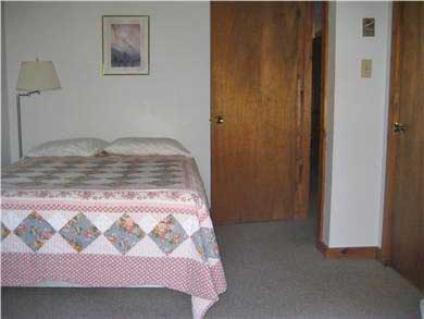 West Tisbury Martha's Vineyard vacation rental - First floor bedroom