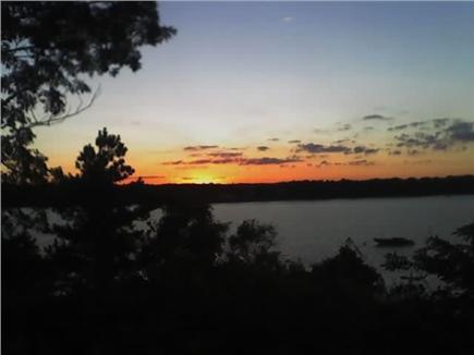 Oak Bluffs Martha's Vineyard vacation rental - It's just a short walk to catch a sunset at Sailing Camp Park