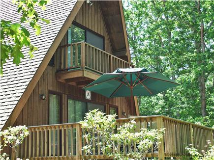 Oak Bluffs Martha's Vineyard vacation rental - A spacious, comfortable deck