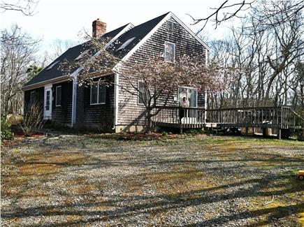 Edgartown Martha's Vineyard vacation rental - Exterior view of home