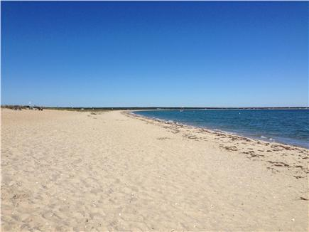 Edgartown Martha's Vineyard vacation rental - State Beach facing north, only 1.5 mile, 5-minute drive