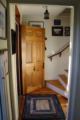 Nantucket town, Centre of Historic Nantucket, Historic District Nantucket vacation rental - Entryway