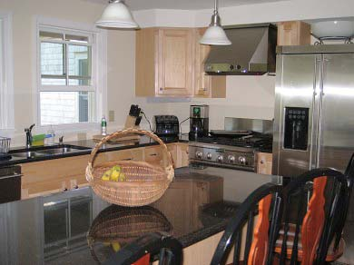 Cisco - Miacomet, Nantucket Nantucket vacation rental - Modern kitchen for all of your cooking dreams!