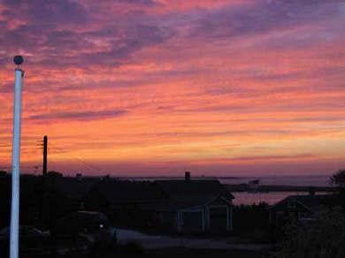 Madaket / Nantucket Nantucket vacation rental - Sunset from the Deck