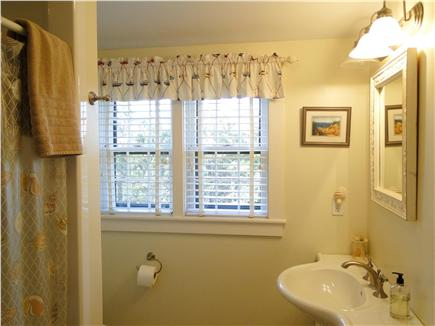 Surfside, Nantucket Nantucket vacation rental - Upstairs bathroom with shower