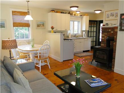 Surfside, Nantucket Nantucket vacation rental - Open floor plan, hardwood floors, bright and sunny
