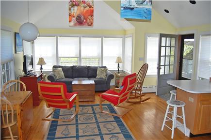 Nantucket town Nantucket vacation rental - Sitting area