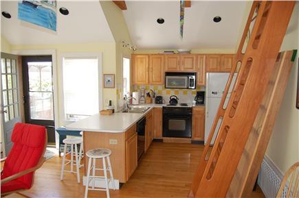 Nantucket town Nantucket vacation rental - Kitchen area