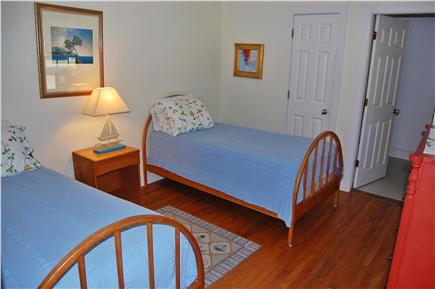 Nantucket town Nantucket vacation rental - Twin bedroom also has an attached bathroom