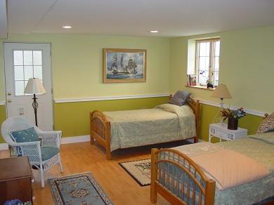 Madaket Nantucket vacation rental - 3rd Bedroom