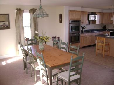 Madaket Nantucket vacation rental - Dining Room