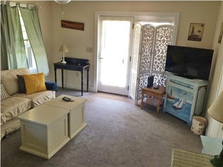 Madaket Nantucket vacation rental - Master Bedroom Sitting Area