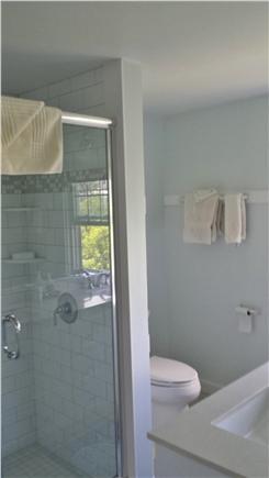 Brant Point Nantucket vacation rental - 1st Full Bath - Walk-in Shower