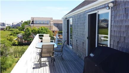 Brant Point Nantucket vacation rental - Deck to enjoy amazing views