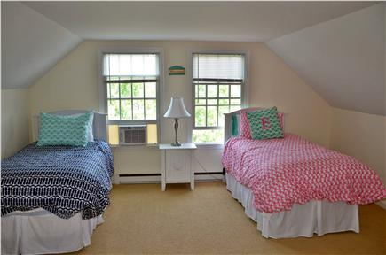 Cisco - Miacomet, Adjacent to Miacomet Golf Nantucket vacation rental - 2nd Floor Bedroom-Two Twin Beds