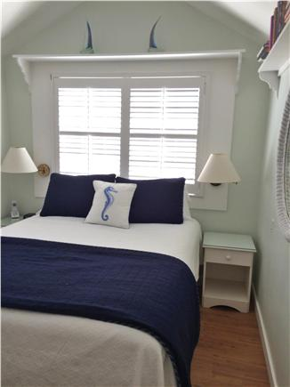 Siasconset, Sconset Nantucket vacation rental - Very comfortable bedroom!