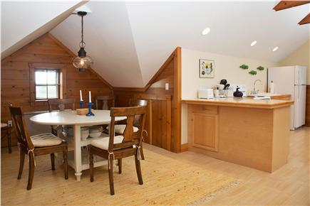 Tom Nevers, Sconset Nantucket vacation rental - Guest Apartment Kitchen & dining room