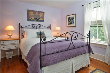 Tom Nevers, Sconset Nantucket vacation rental - Bedroom 1 Queen, TV