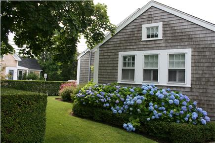 Nantucket town, Nantucket Nantucket vacation rental - Expertly planted and meticulously manicured property
