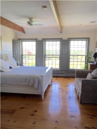Wauwinet, Polpis Nantucket vacation rental - Master Bed