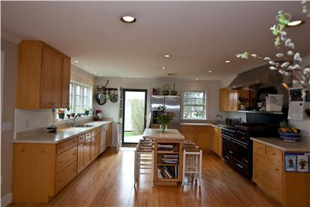 Wauwinet, Polpis Nantucket vacation rental - Professional Gourmet Kitchen, 6 burner stove, stainless et all