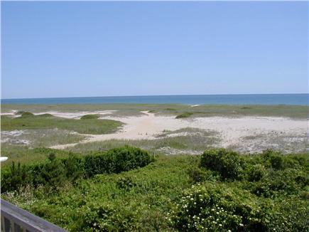 Tom Nevers Nantucket vacation rental - View from upper deck