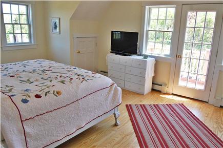 Cisco - Miacomet, Hummock Pond Nantucket vacation rental - 2nd Floor, 4th Br, King, ensuite, private deck