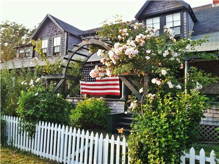 Siasconset, Nantucket Nantucket vacation rental - Lovely, quiet setting surrounded by flowers.