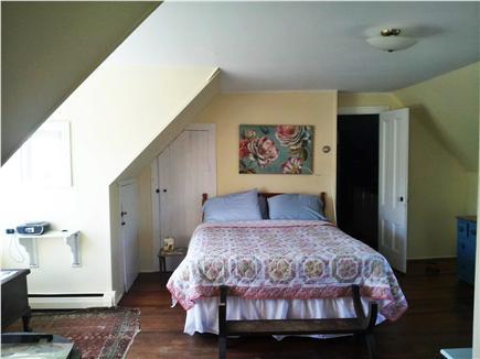 Siasconset, Nantucket Nantucket vacation rental - Master bedroom opens to sitting room facing the Atlantic