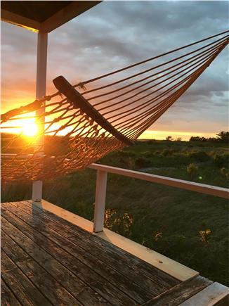 Wauwinet Nantucket vacation rental - Cozy up on the hammock