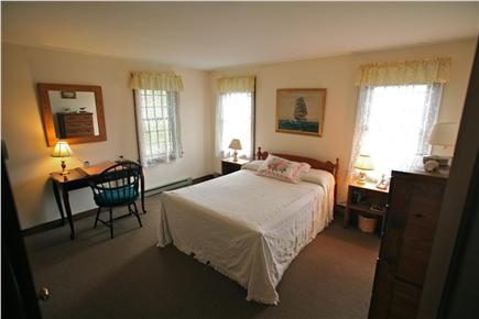 Madaket Nantucket vacation rental - Light and airy master bedroom (lst floor)