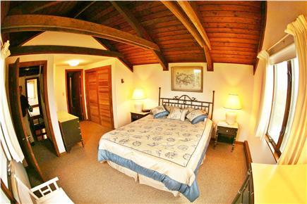Madaket, Nantucket Nantucket vacation rental - Master Bedroom On Second Floor