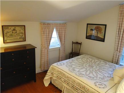Nantucket town Nantucket vacation rental - Main floor queen master with private bathroom