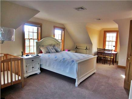 Nantucket town, Nantucket Nantucket vacation rental - 2nd floor master bedroom, +Crib, +pull out twin, Its a huge room
