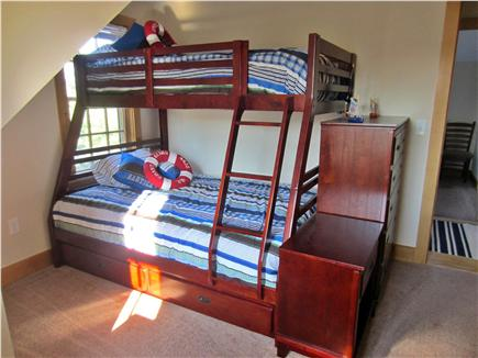 Nantucket town, Nantucket Nantucket vacation rental - Bunk bed, full on bottom, twin on top.  + 2nd twin pulls out.