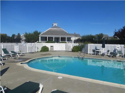 Mid-island, Naushop Nantucket vacation rental - Enjoy the Naushop pool!