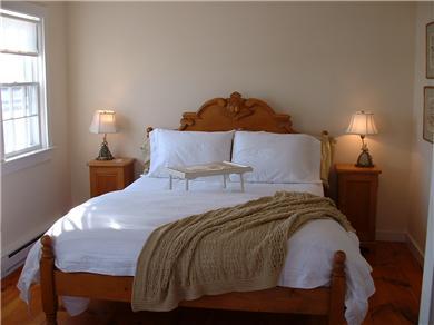Siasconset Nantucket vacation rental - Upstairs Master Bedroom