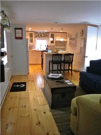 Nantucket town Nantucket vacation rental - Open floor-plan living, dining, and kitchen area
