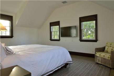 Nantucket town, Cliff Road Nantucket vacation rental - Master bedroom number 2 with king size bed
