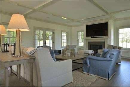 Nantucket town, Cliff Road Nantucket vacation rental - Family room