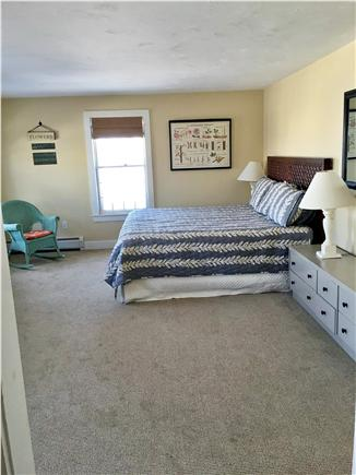 Mid-island, Naushop Nantucket vacation rental - Master Bedroom suite with king bed and full bath