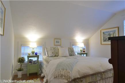 Cisco - Miacomet, Nantucket Nantucket vacation rental - Queen bedroom for a good nights sleep