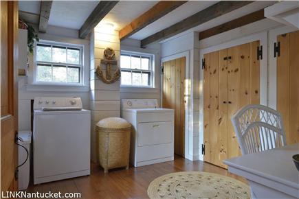 Cisco - Miacomet, Nantucket Nantucket vacation rental - Oversized laundry and pantry area