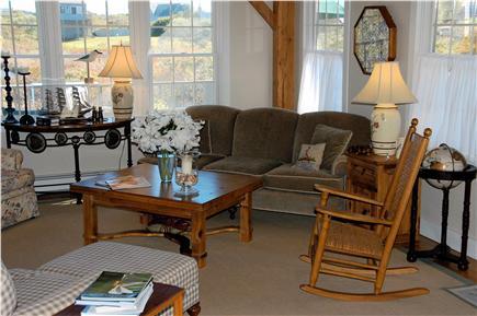Cisco - Miacomet, Nantucket Nantucket vacation rental - Comfortable Living Area